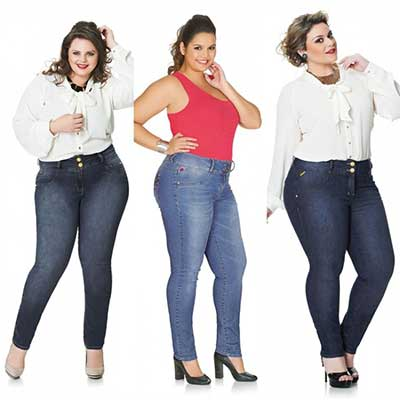 calças jeans grandes