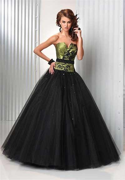 sugestões de vestidos