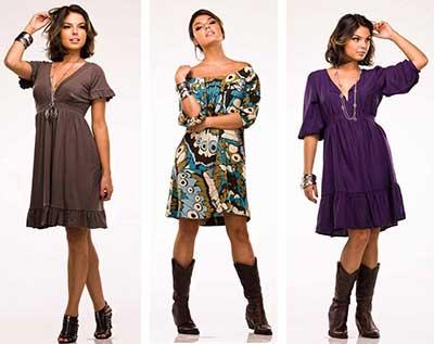 roupas femininas que emagrecem da moda