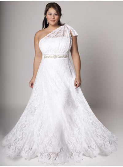 vestidos plus size para casamento