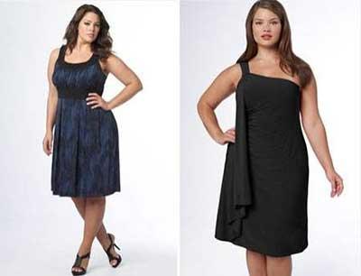 modelos de vestidos para gordinhas da moda feminina