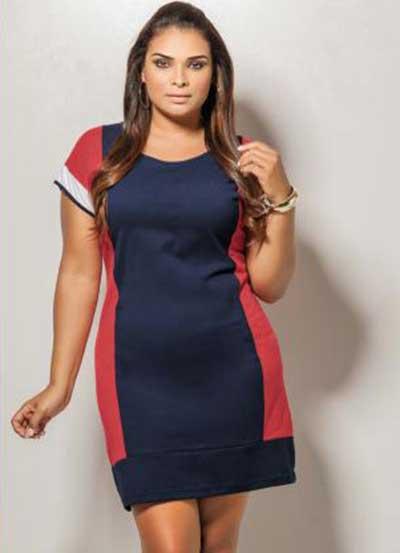 tendências de vestidos curtos
