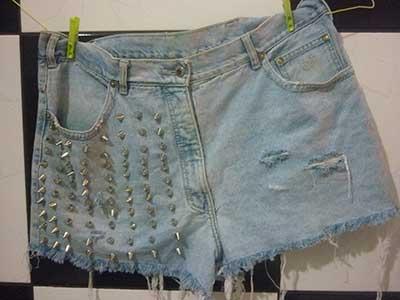 modelos de shorts para gordinhas