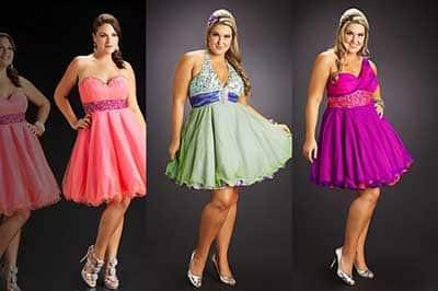 moda de vestidos