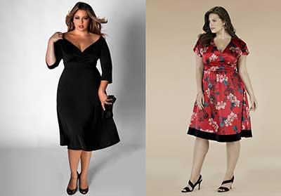 ec8296c1d Vestidos Plus Size para Festas  Fotos
