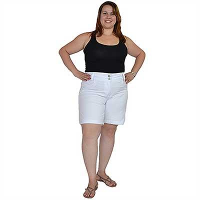 modelos de shorts jeans