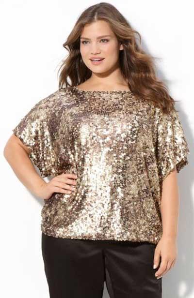 6b8f598b69 Blusas Plus Size da Moda Feminina