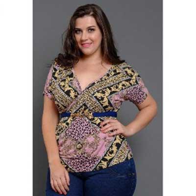 blusas grandes