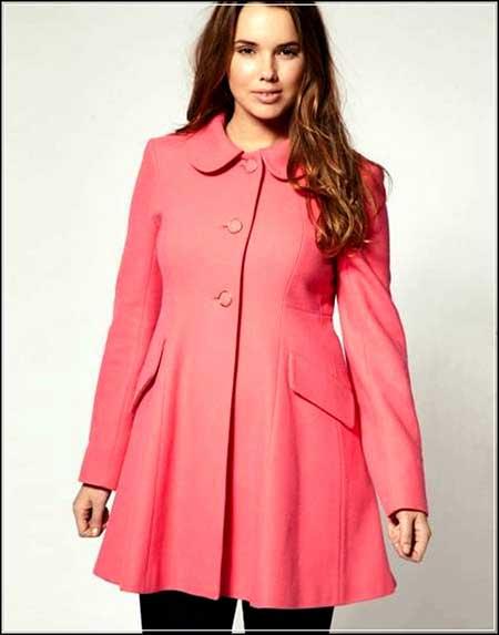 casaco rosinha