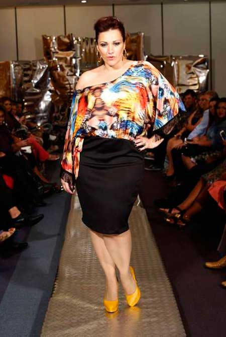 Fotos de Moda Plus Size 2016