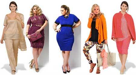 Moda Plus Size 2016