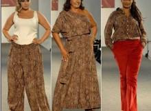 Tendências da Moda Plus Size