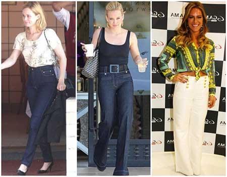 fotos de calças femininas