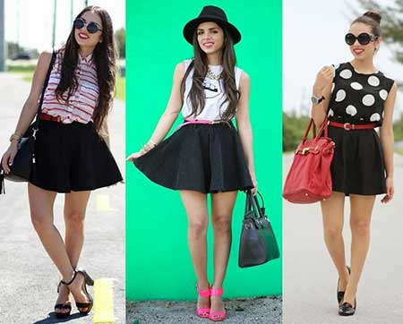 fotos de saias