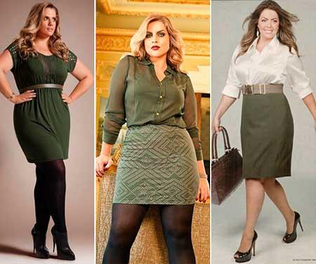 tendências de moda plus size