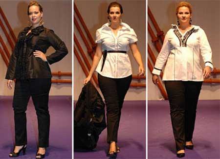 modelos de roupas