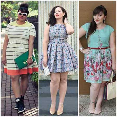 Moda Plus Size para gordinhas