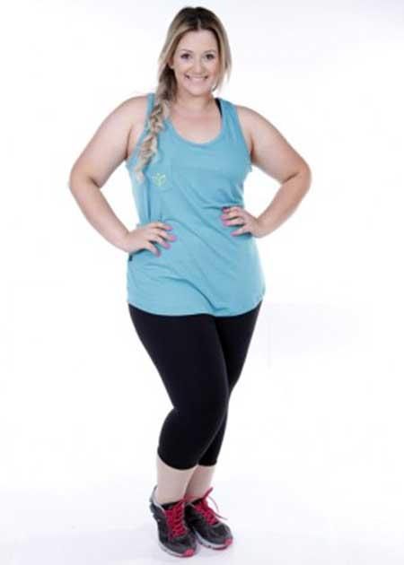 9ed65dc27 35 Tendências da Moda Fitness Plus Size para as Gordinhas