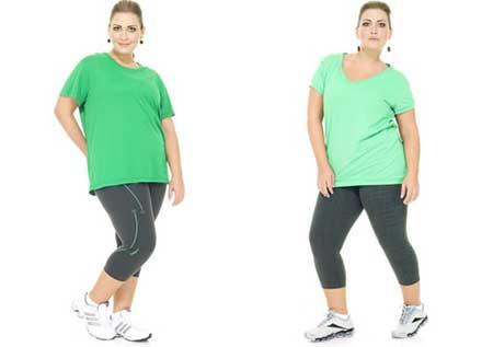 Fotos da Moda Fitness Plus Size