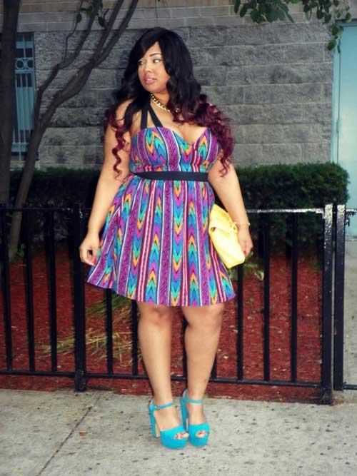 roupas da moda plus size para gordinhas