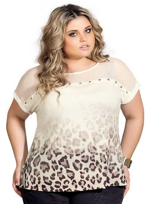 fotos da moda plus size