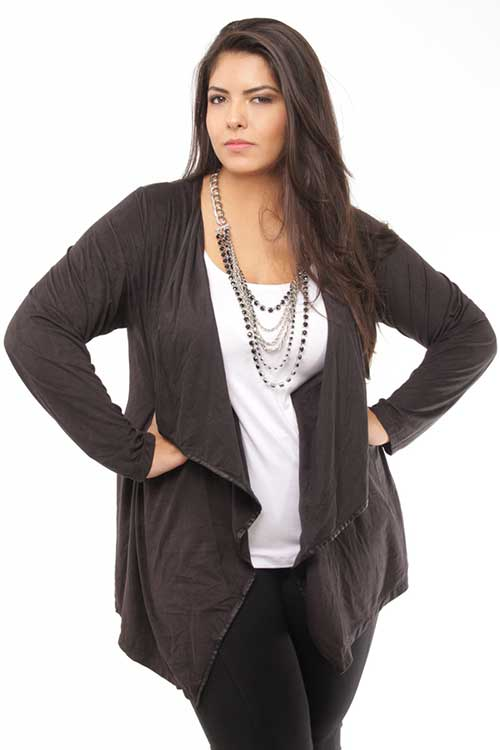 Fotos de Camisolas Plus Size